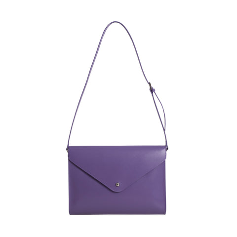 Large Envelope Bag - Violet