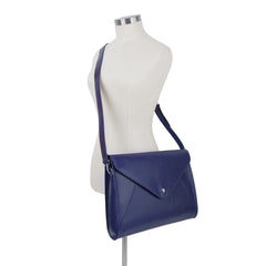 Large Envelope Bag - Navy Blue