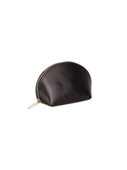 Paperthinks Recycled Leather Coin Purse Black - Paperthinks.us