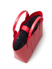 Shopping Bag - Scarlet Red