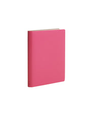 Pocket Notebook; Plain - Fuchsia