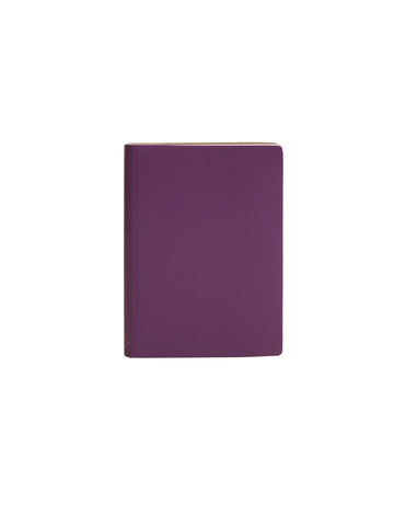 Pocket Notebook; Plain - Violet