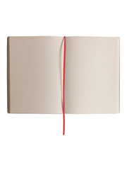 Large Notebook; Plain - Fuchsia