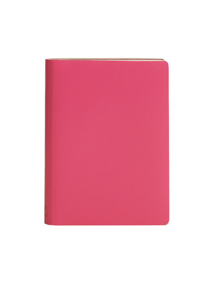 Large Notebook; Plain - Fuchsia - Paperthinks.us