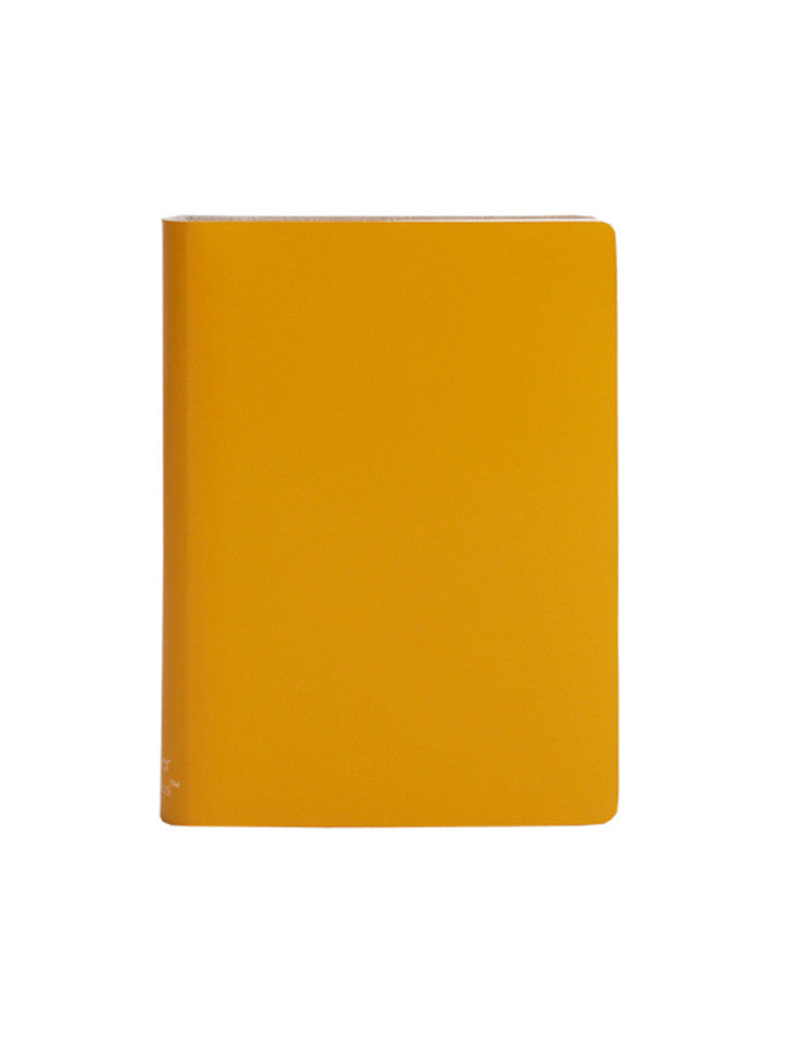 Large Notebook Lined - Yellow Gold - Paperthinks.us
