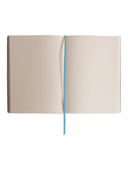 Large Notebook; Plain - Navy Blue