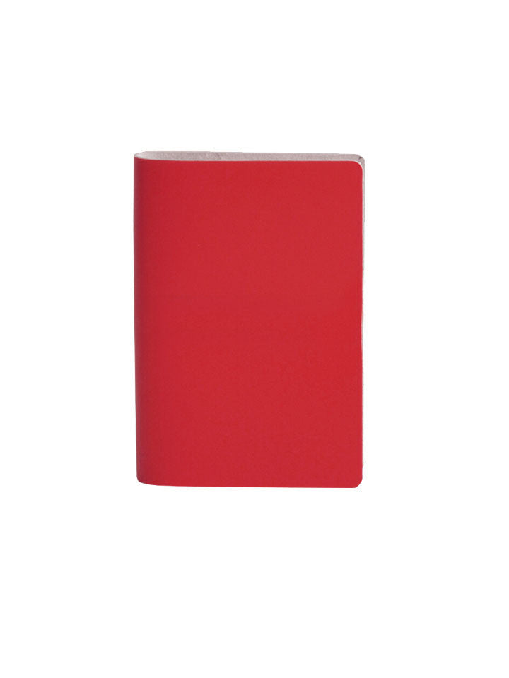 Memo Pad without Band - Poppy Red