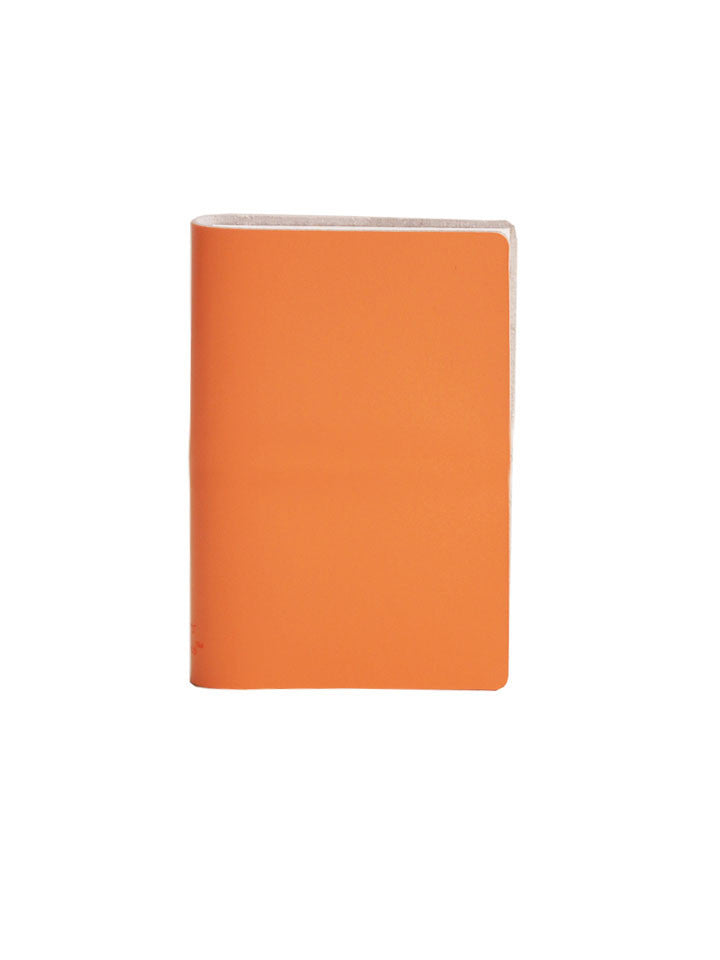Memo Pad without Band - Tangelo Orange