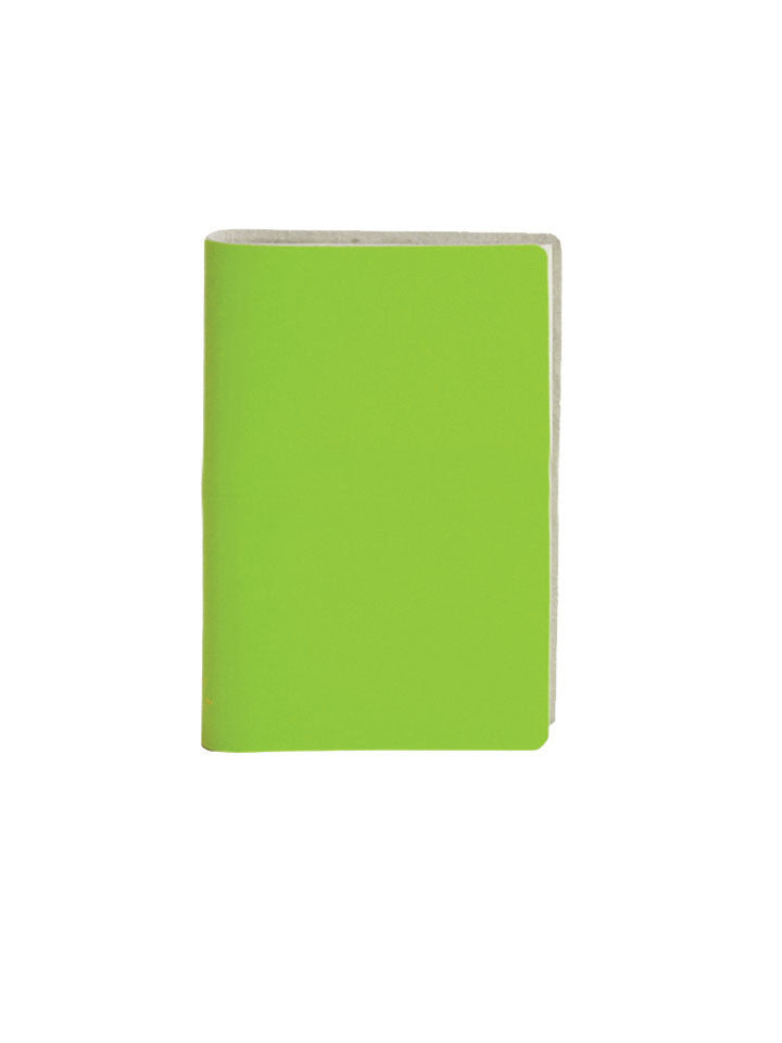 Memo Pad without Band - Lime