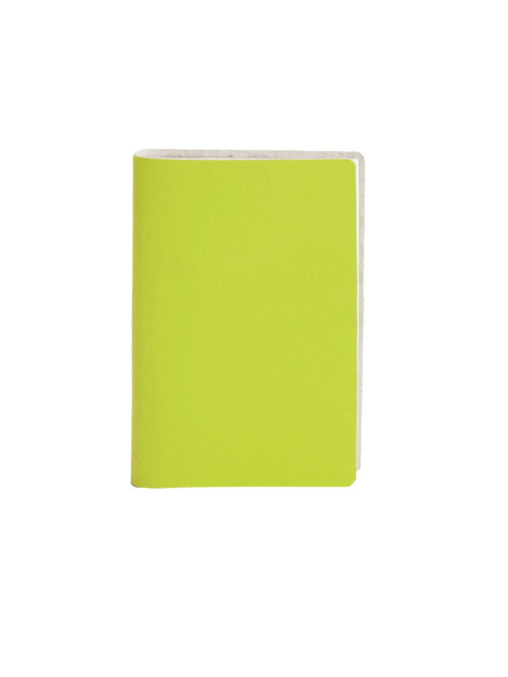 Memo Pad without Band - Lemon Grass - Paperthinks.us