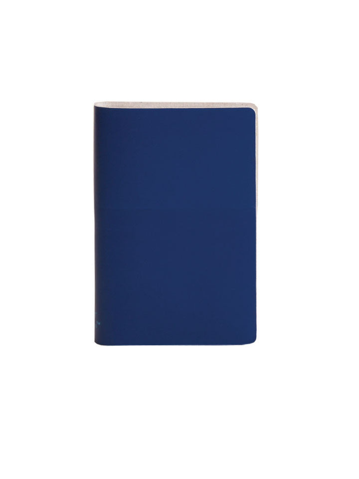 Memo Pad without Band - Marine Blue - Paperthinks.us