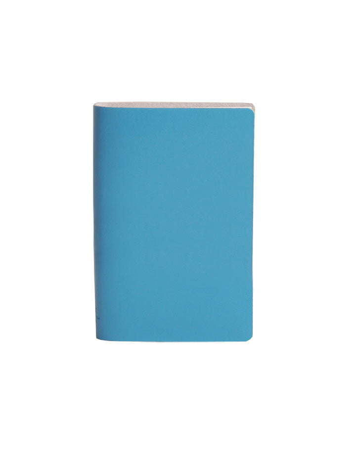 Memo Pad without Band - Blue Mist