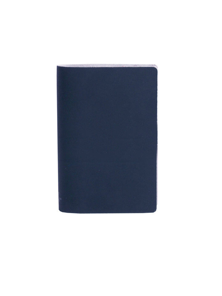 Memo Pad without Band - Navy