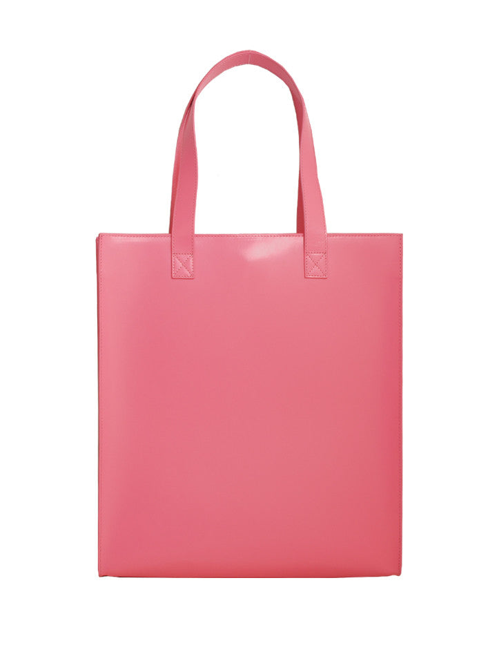 Thin Long Tote Bag - Fuchsia - Paperthinks.us