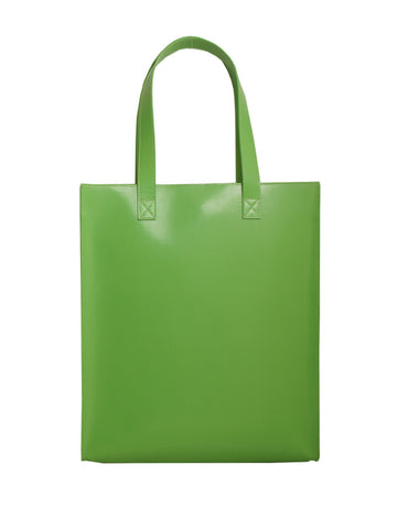 Thin Long Tote Bag - Mint Green