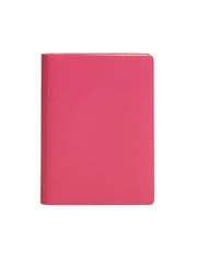 Large Slim Notebook - Fuchsia