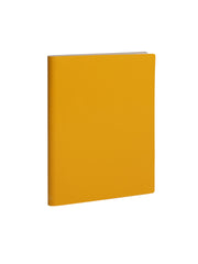 Large Slim Notebook - Yellow Gold - Paperthinks.us