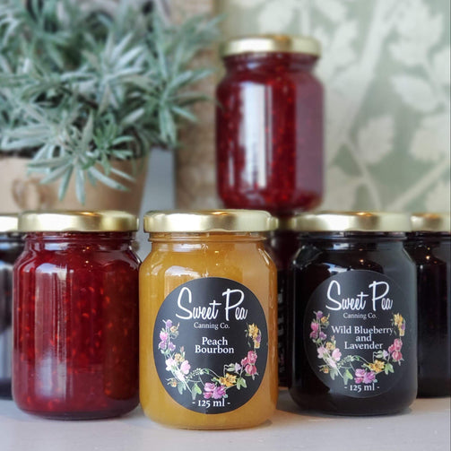 Mini Organic Jam Trio - Ironwood Farm