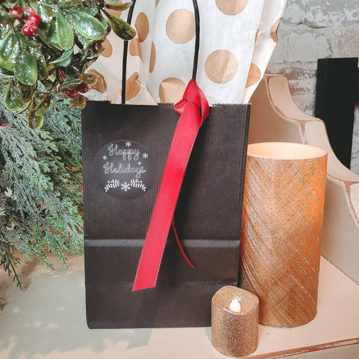 Gift Wrapping - Ironwood Farm