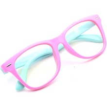 Load image into Gallery viewer, Premium TuffFlex Super Durable - Cotton Candy - Blue Light Blocking Glasses
