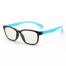 Load image into Gallery viewer, Premium SquareFlex Super Durable - Blizzard - Blue Light Blocking Glasses