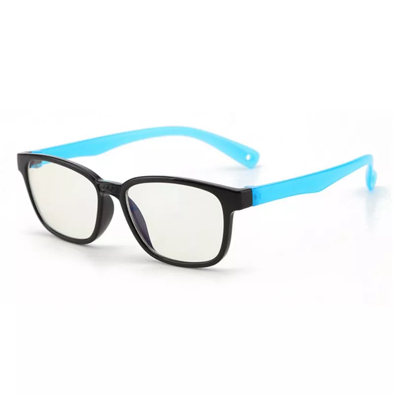 Premium JellyFlex Super Durable - Blizzard - Blue Light Blocking Glasses
