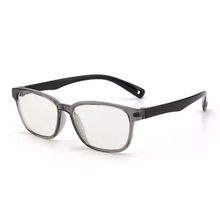 Load image into Gallery viewer, Premium JellyFlex Super Durable - Jelly Black - Blue Light Blocking Glasses