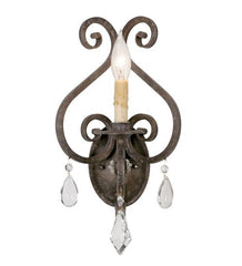 gia 1 light wall sconce