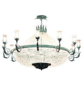 "84"" Wide Crista 30 LT Chandelier"