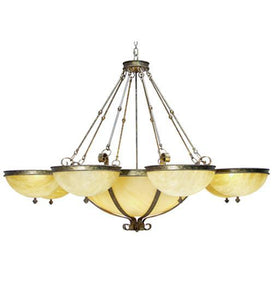 "84"" Wide Alonzo Chandelier"