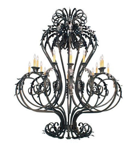 "72"" Wide Josephine 16 Light Chandelier"