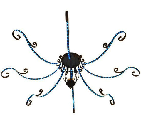 "Image of 166""W Carnevale 8 Arm Chandelier"