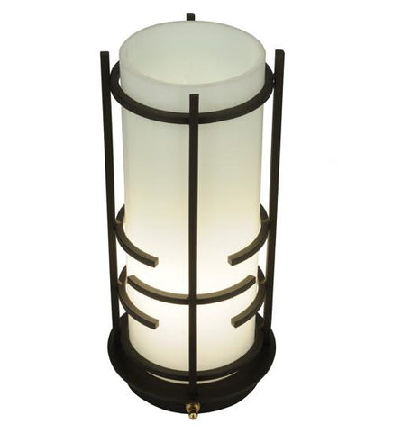 revival deco accent lamp