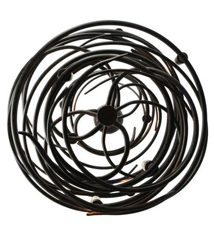 "Image of 20.5""W Cyclone 9 LT Chandelier"