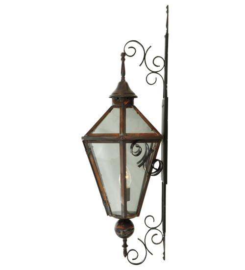 "14"" Wide Millesime Lantern Wall Sconce - Joskat Lighting"