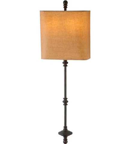 Image of 10 wide muirfield wall sconce