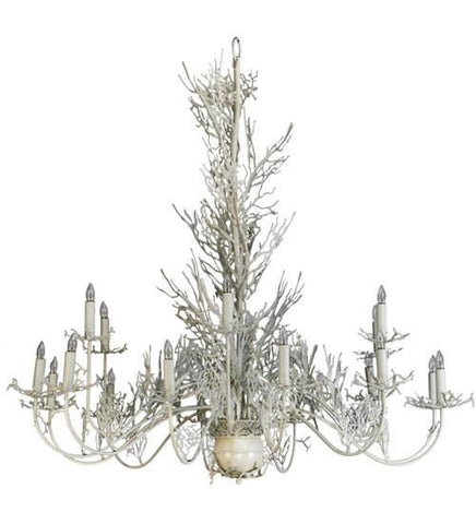 "Image of 72""W Coral 18 LT Chandelier"