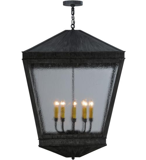 "30"" Square Madeline Pendant - Joskat Lighting"