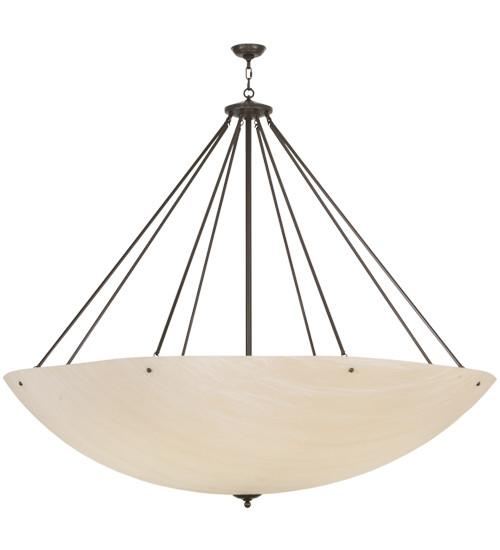 "70""W Madison Inverted Pendant"