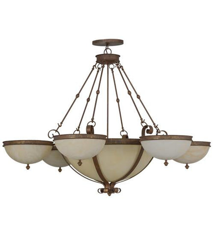 "Image of 72""W Alonzo 6 Arm Chandelier"