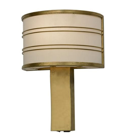 "Image of 16""W Cilindro Touro Wall Sconce"