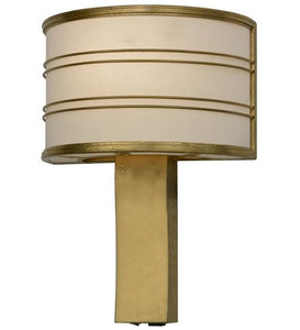 "16""W Cilindro Touro Wall Sconce"