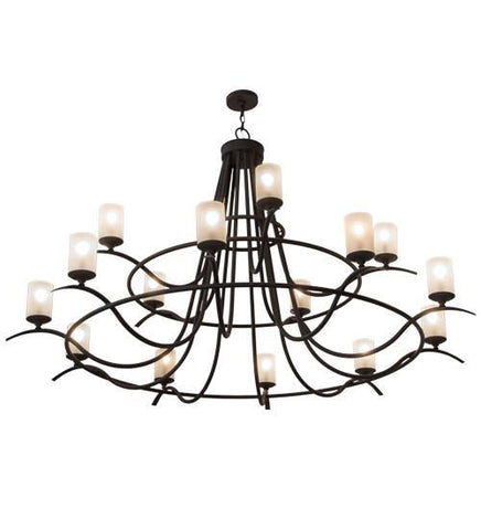 "Image of 78""W Octavia 15 LT Chandelier"