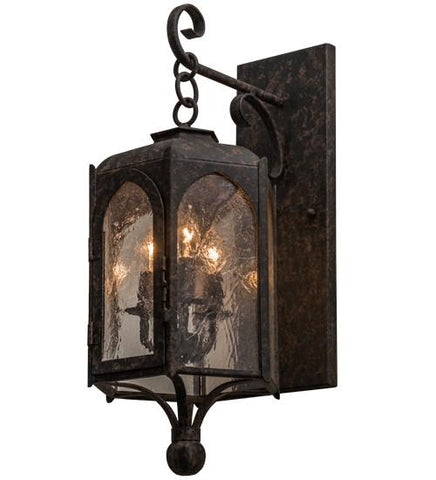 "10"" Wide Jonquil Wall Sconce"