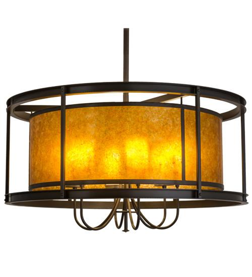 "36"" Wide Cordoba 6 Light Pendant - Joskat Lighting"