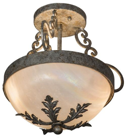"13""W Renaissance Inverted Pendant - Joskat Lighting"