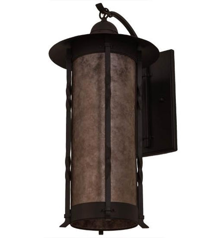 "Image of 12""W Cilindro Dorchester Wall Sconce"