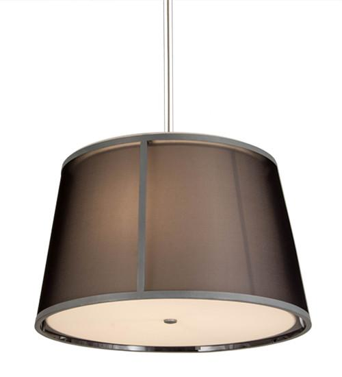 "30""W Cilindro Tapered Pendant - Joskat Lighting"