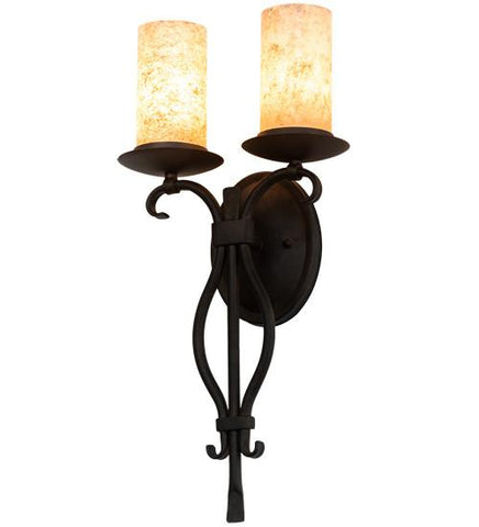 Image of 10 wide juliana wall sconce