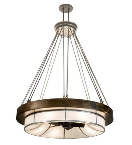 Image of Cilindro Chandel-Air,  72″ Wide Cilindro Ventura Chandel-Air,  Tall Chandel-Air,  Chandel-Air , LT Chandelier,  ventura chandel-air,  cilindro ventura  chandel-air,  72 wide cilindro,
